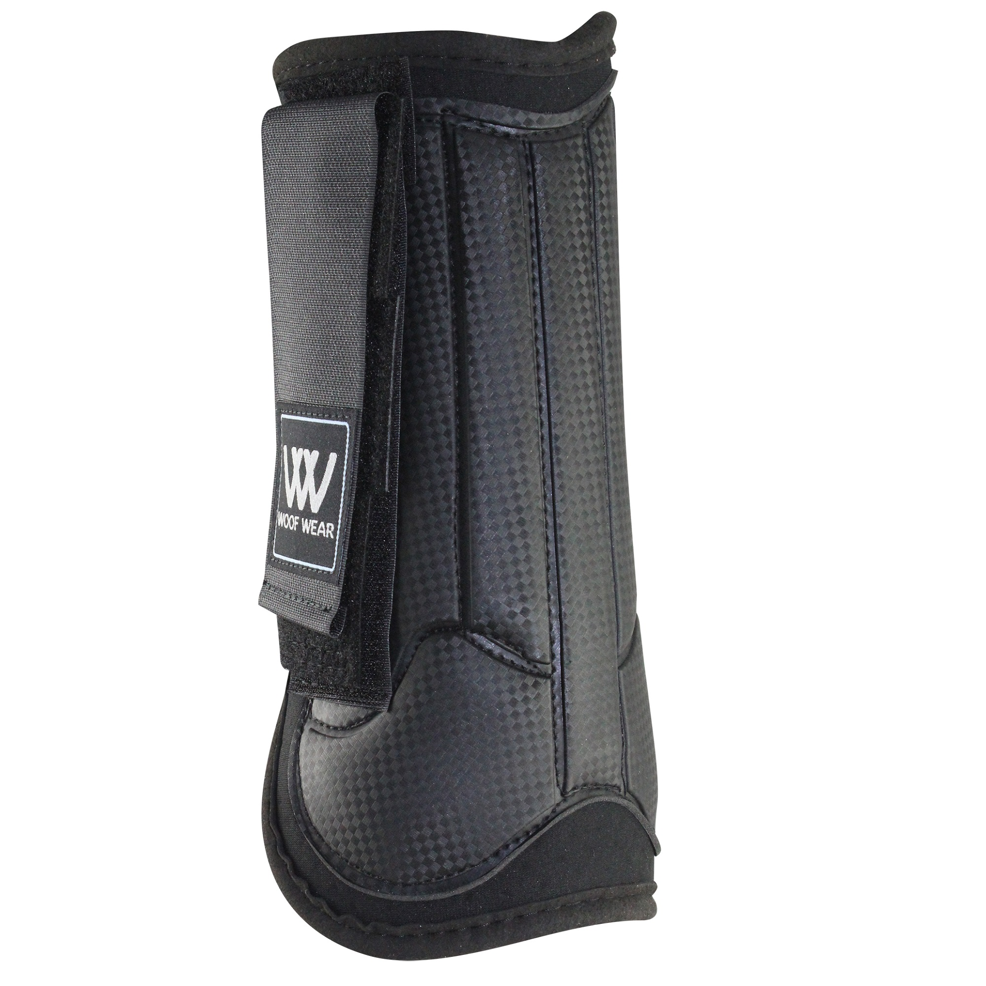 Front Legs Woof Wear Event Boots Black